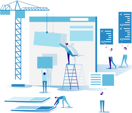 Maintenance site Internet