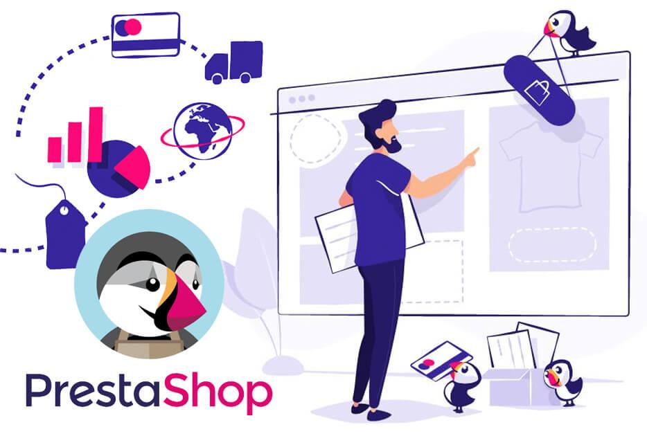 Assistance et maintenance de votre site e-commerce PrestaShop