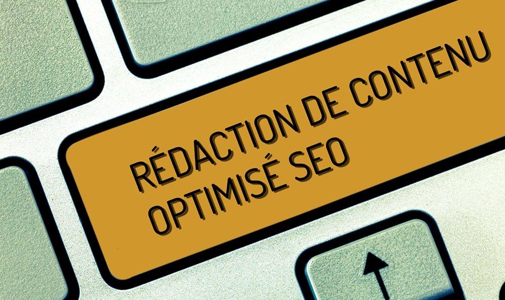 Une agence de référencement pour la rédaction de contenu optimisé