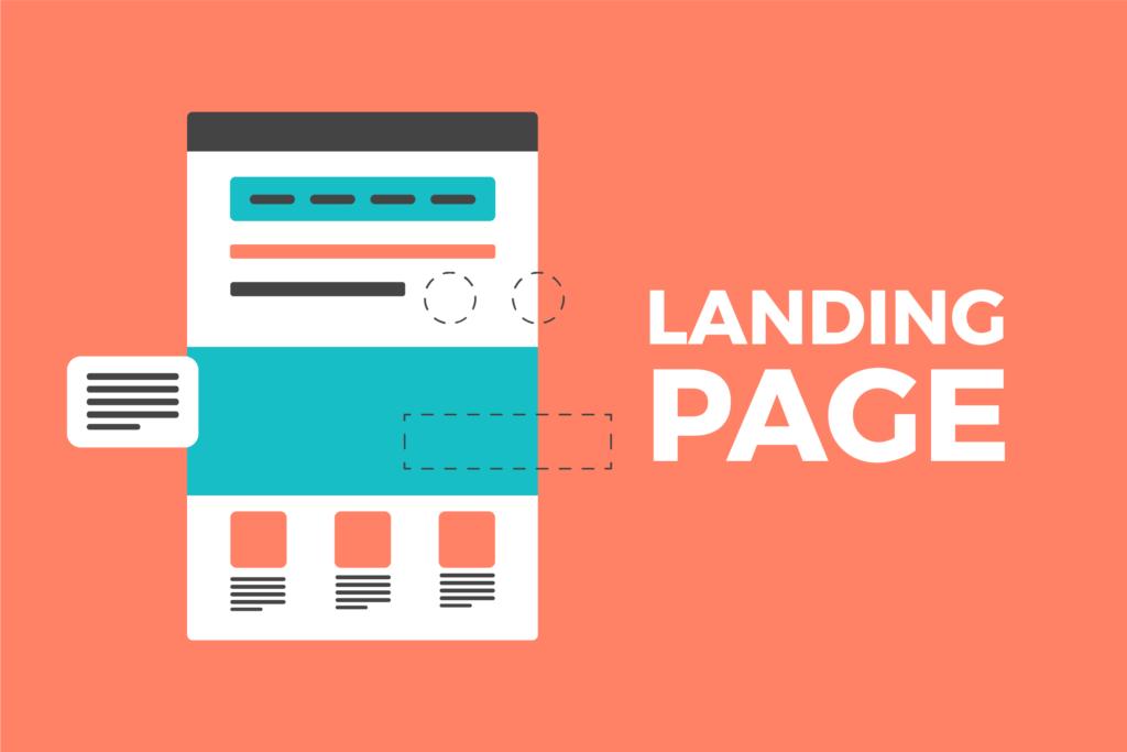 L'importance de la Landing Page